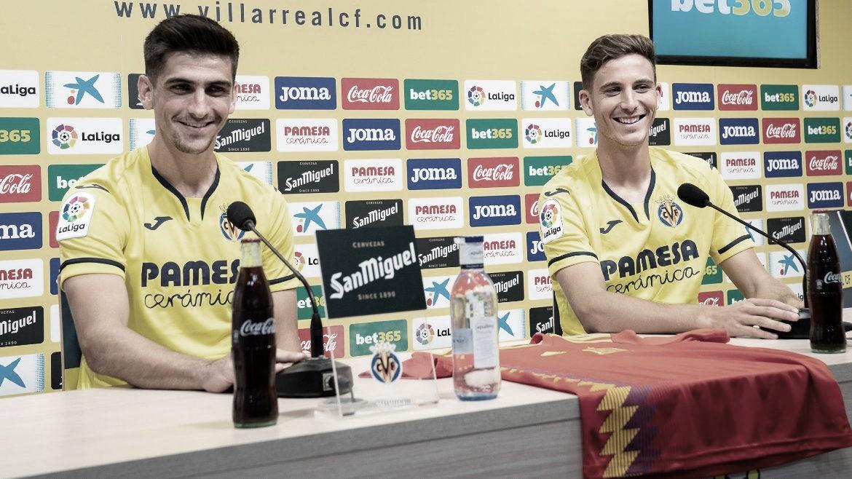 Figuras españolas del submarino amarillo