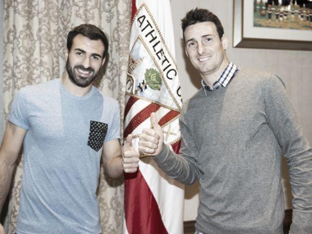 Aduriz y Balenziaga renuevan su contrato - Vavel.com