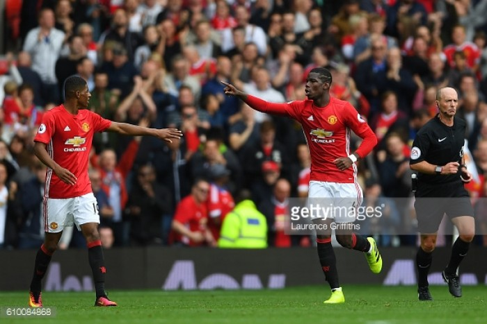 Pogba hopes to see goal scoring tally increase after first for Manchester United
