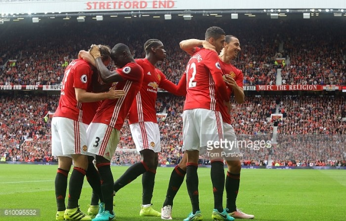 Lessons learned from Manchester United's convincing 4-1 win against Leicester City