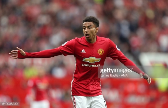 Jesse Lingard reveals Liverpool vs Manchester United chat in England squad