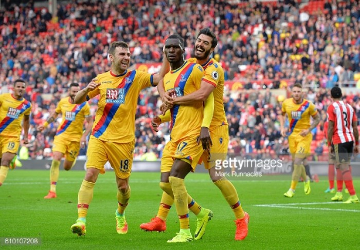 Sunderland 2-3 Crystal Palace: Late Benteke winner stuns hosts