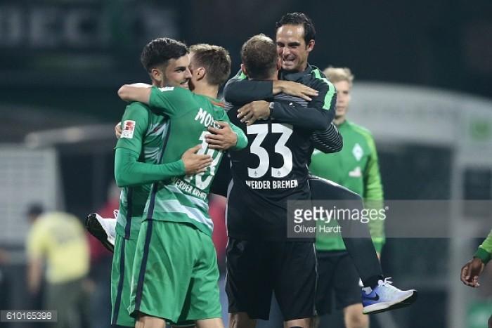 Werder Bremen 2-1 VfL Wolfsburg: Sensational late turnaround gives Die Werderaner first victory of the season