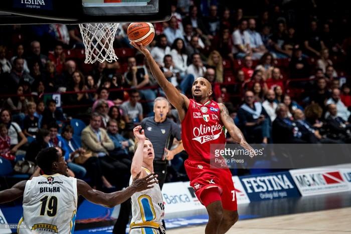 LegaBasket Serie A, Milano vince ancora una volta: 86-78 sulla Vanoli Cremona