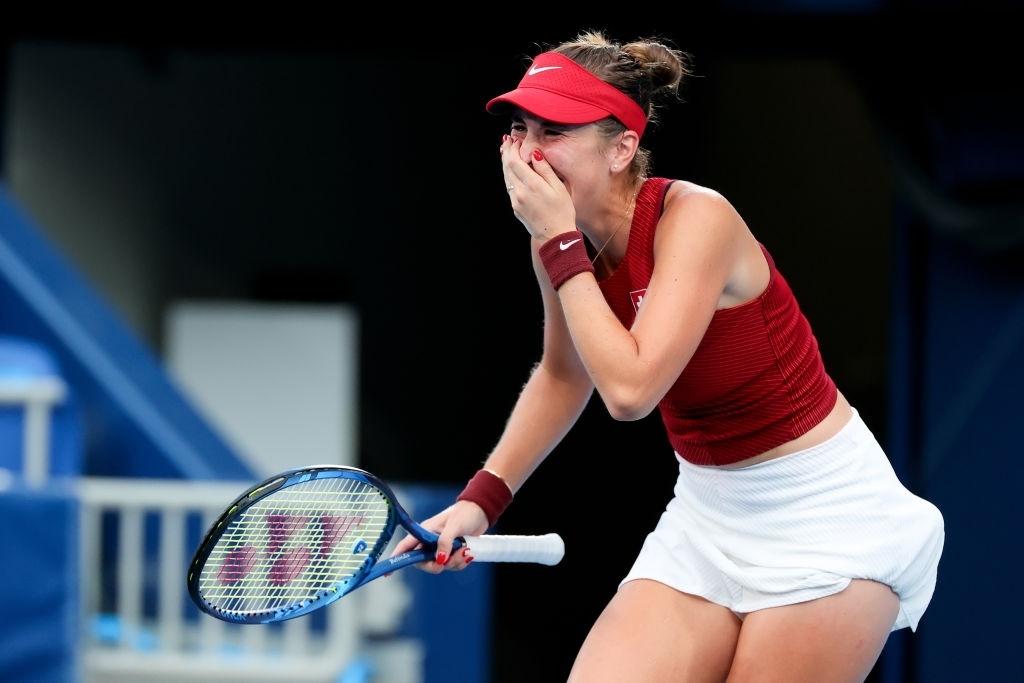 Tokyo 2020: 'Beyond relieved and happy' Belinda Bencic ensures Switzerland's maiden medal in women's singles