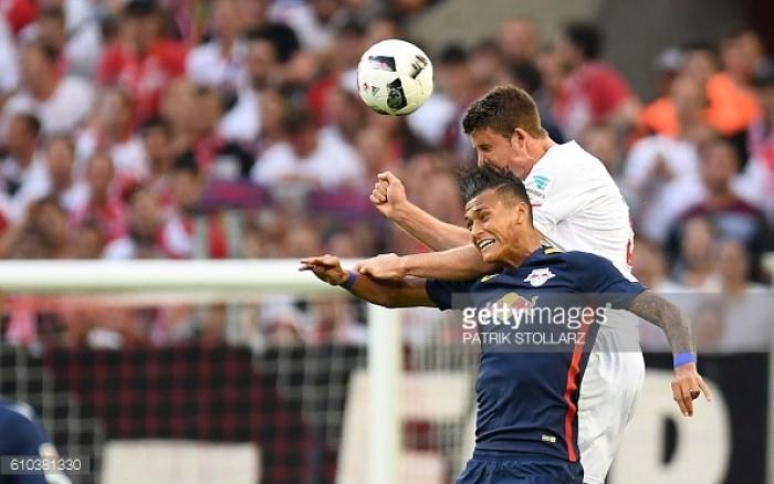1. FC Köln 1-1 RB Leipzig: Both sides preserve unbeaten records after hard-fought draw