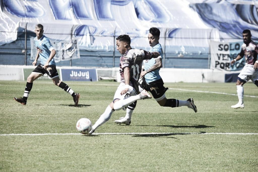 Dura derrota en Jujuy