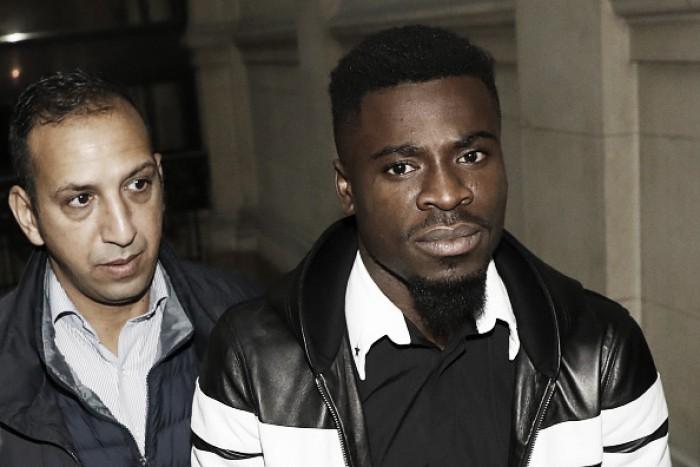 Lateral do PSG, Serge Aurier é condenado a dois meses de prisão por agressão policial