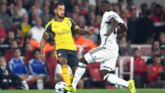 Basilea - Arsenal in Champions League 2016/17 (1-4): PEREZ SCHIANTA, IWOBI CHIUDE!