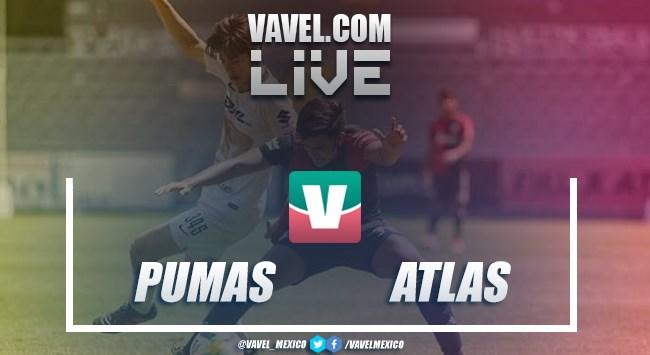 Resumen y goles Pumas 3-1 Atlas en Final Sub-17 Liga MX 2019