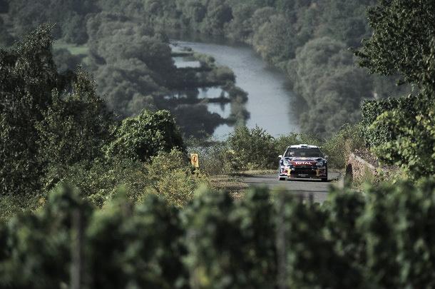 Así es el Rally de Alemania 2012