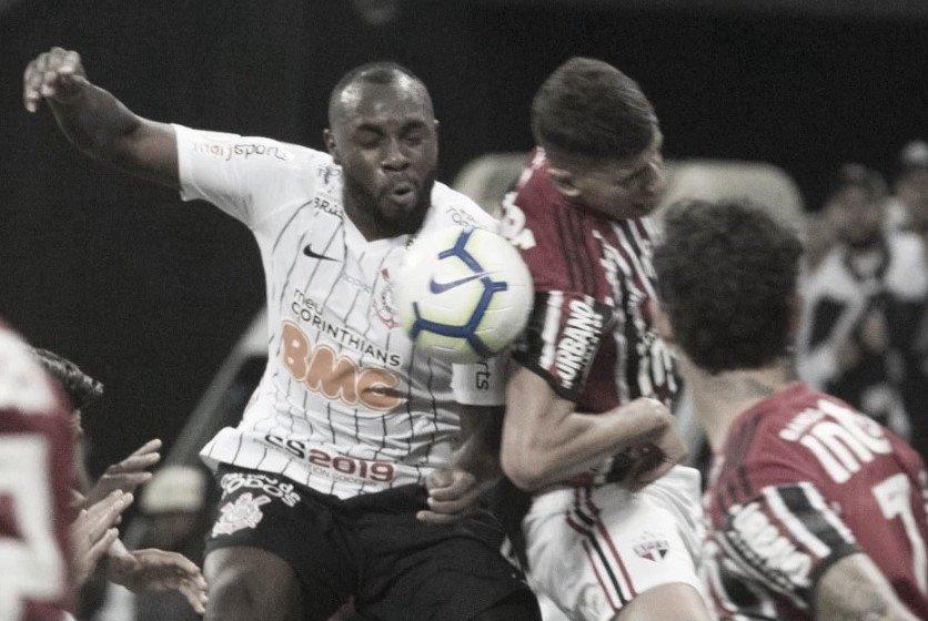São Paulo x Corinthians AO VIVO pelo Campeonato Brasileiro (0-0)