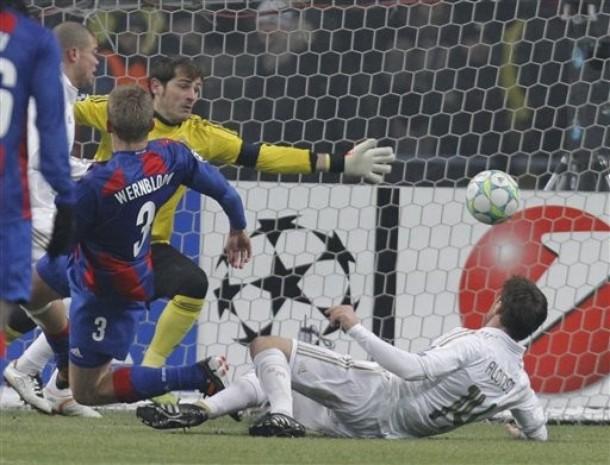 Le CSKA Moscou refroidit Madrid