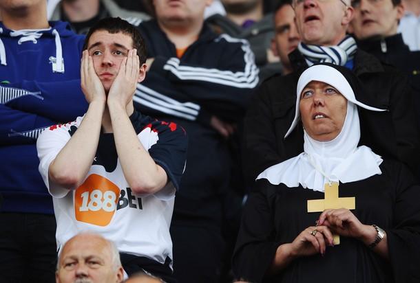 Bolton est relégué, QPR se sauve in extremis