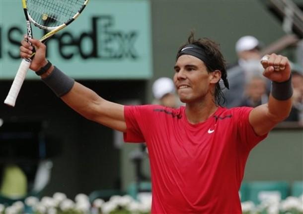 Roland Garros: Nadal bate la marca de Borg