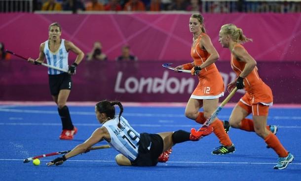 Hockey - Argentina: Las Leonas no pudieron con Holanda