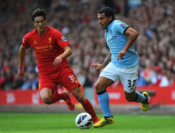 Liverpool y Manchester City empatan en Anfield, así lo vivimos