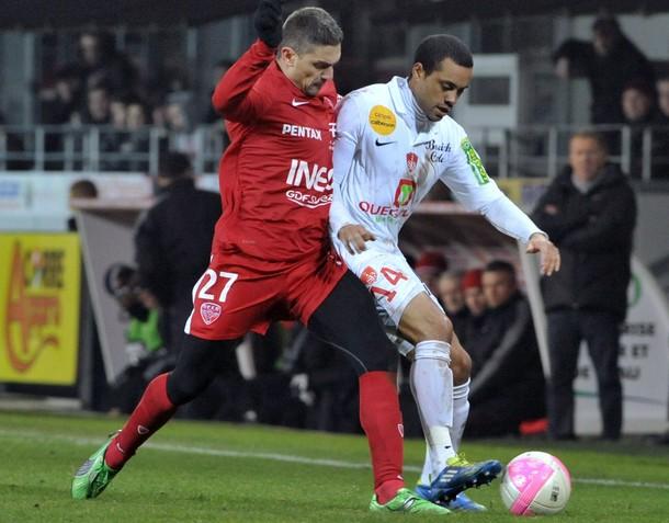 Un match nul sous tension pour Brest et Dijon