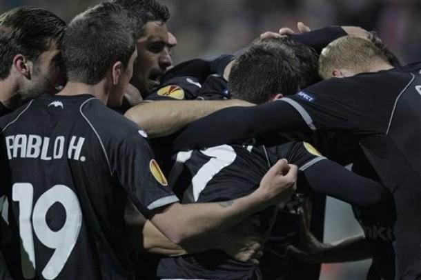 Hay esperanzas para el Valencia, la estadística