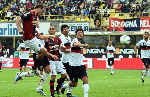 Diamanti show, Bologna salvo