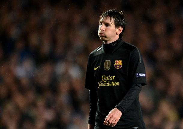 Le Barça, tout ou rien