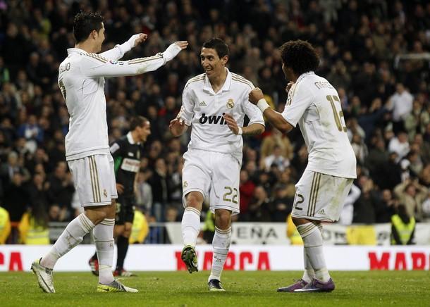 Nouvelle victoire écrasante pour le Real Madrid