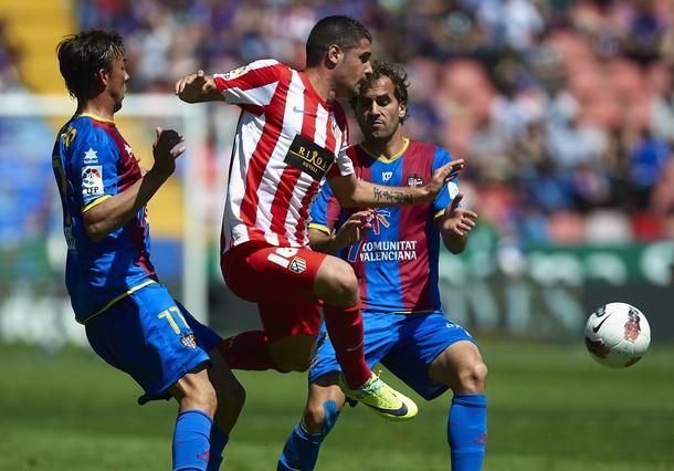 Levante - Atlético de Madrid: volver a despertar