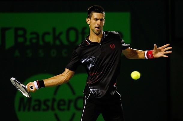 Djokovic no entiende de dudas