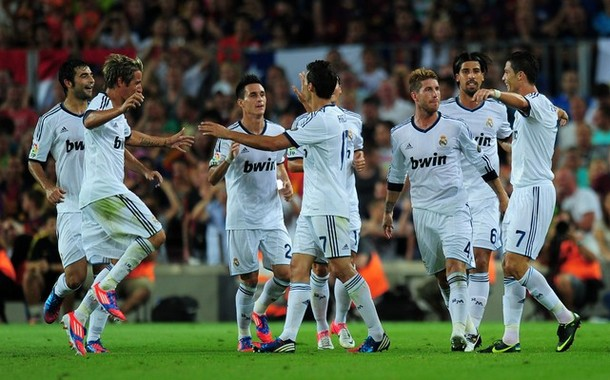Real Madrid CF 2012/13