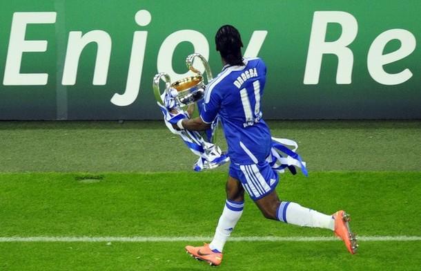 """Drogba: """"Siendo jugador del Chelsea nunca hay que darse por vencido"""""""