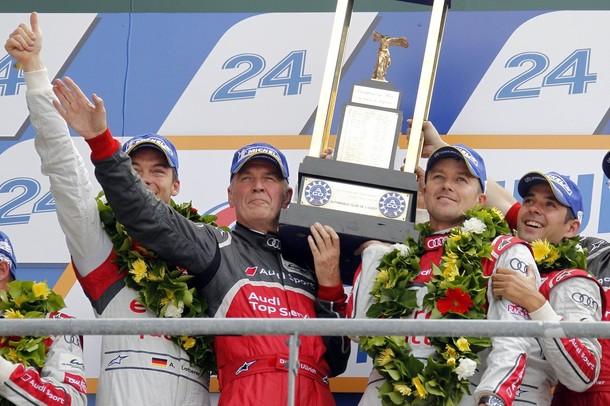 Audi remporte les 24h