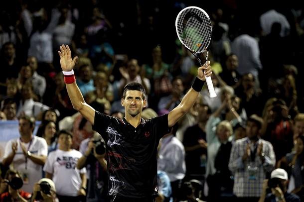 Djokovic derrota a Monaco y se cita con Murray en la final