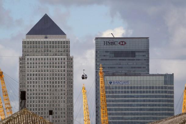 Londra 2012, fuga dalla città