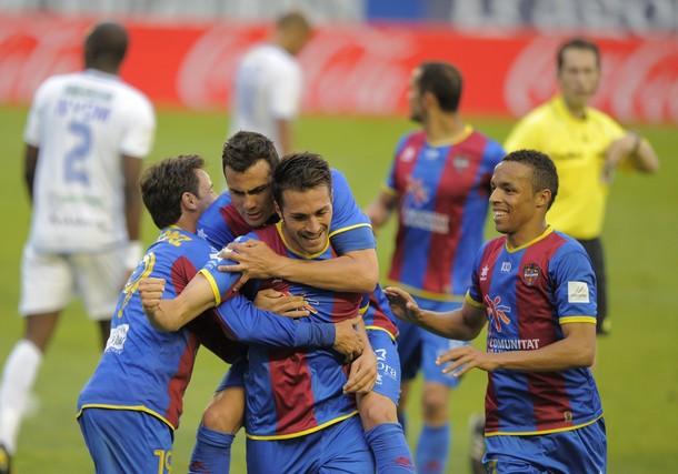 Puntuaciones Levante UD: 2011/2012