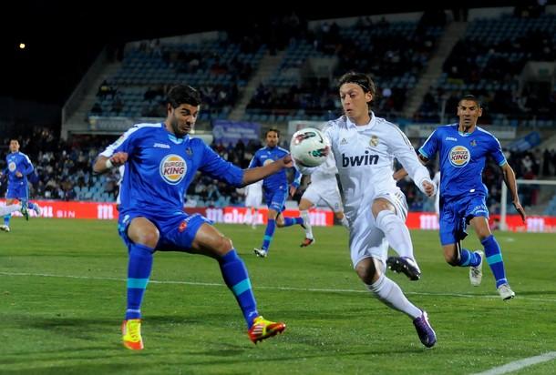 Getafe - Real Madrid, así lo hemos vivido