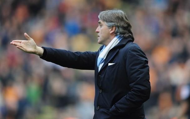 """Mancini: """"La plantilla no está nerviosa, tenemos una buena oportunidad"""""""