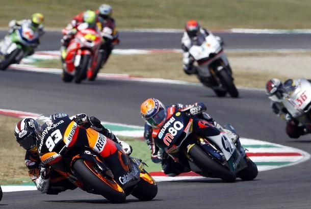 Ianonne vence en Moto2. Así lo vivimos.