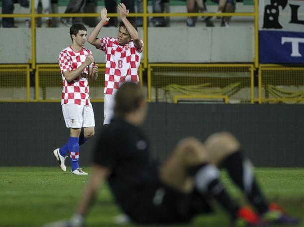 Croacia prueba ante Estonia