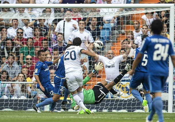 Real Madrid - Valencia: puntuaciones del Real Madrid, jornada 1