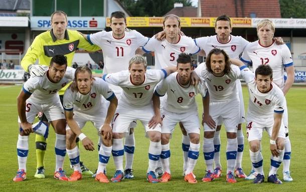 La República Checa sufre para ganar a Israel