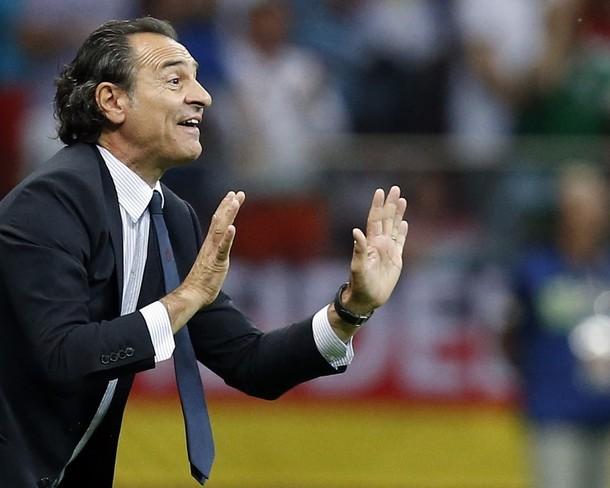 """Prandelli: """"España es favorita, pero ahí estaremos"""""""
