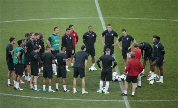 Los detalles a corregir de la selección de Inglaterra