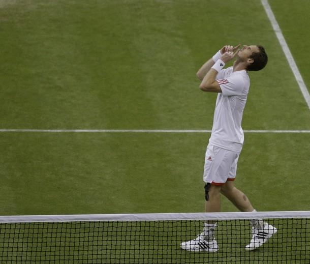 Wimbledon: Resultados del sábado
