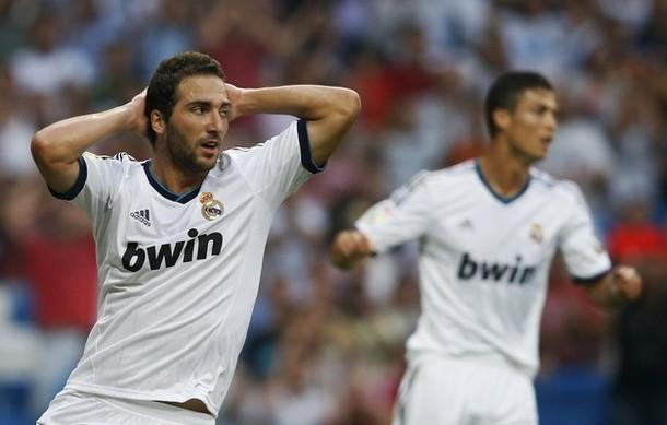 La afición, serena ante el arranque del Real Madrid