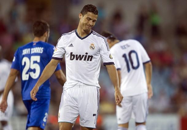 El Madrid cae en Getafe y deja escapar ya 5 puntos