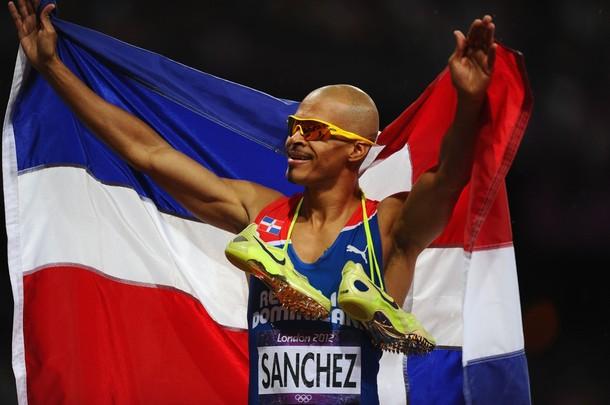 Félix Sánchez reconquista el título olímpico de 400 metros vallas