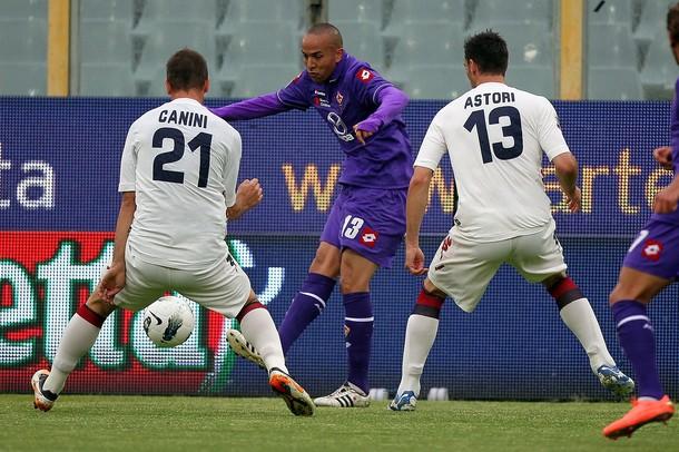 Tra Fiorentina e Cagliari vince la noia