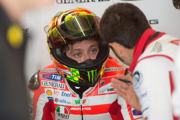 Valentino Rossi smentisce le voci su un possibile ritiro