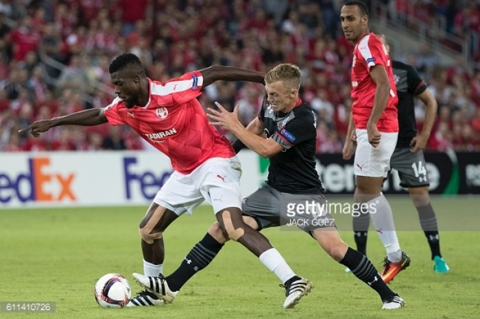 Hapoel Beer Sheva 0-0 Southampton: More needed in attack as Saints fail to break down hosts