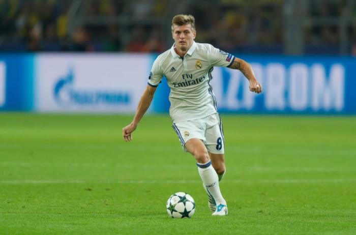 #Liga - Real Madrid, tegola Kroos: fermo 2-3 mesi